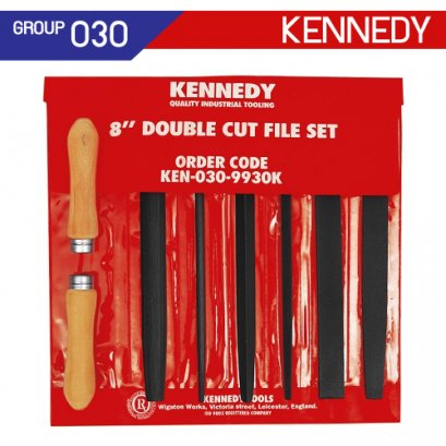 ตะไบชุด  8 ชิ้น KEN-030-9930K