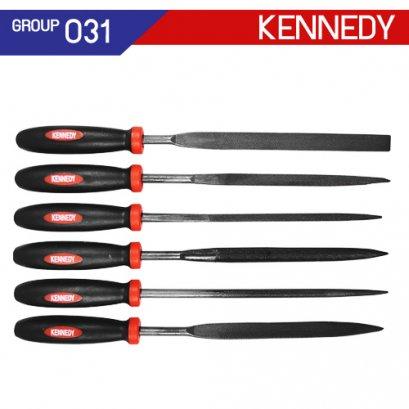 ตะไบชุด 6 ชิ้น KEN-031-5980K