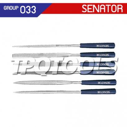 ชุดตะไบเพชร 6 ตัว SEN-033-0600K