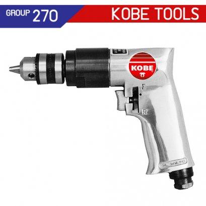 สว่านลมทรงปืน KBE-270-1400L