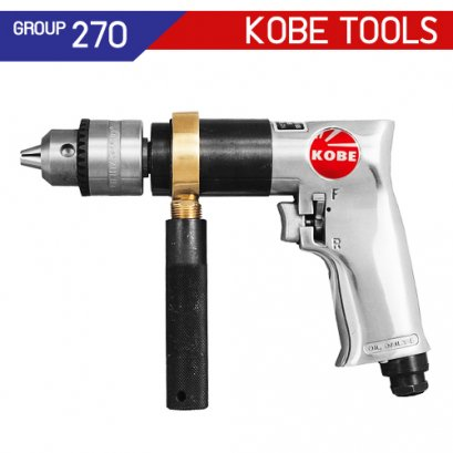 สว่านลมทรงปืน KBE-270-1525F