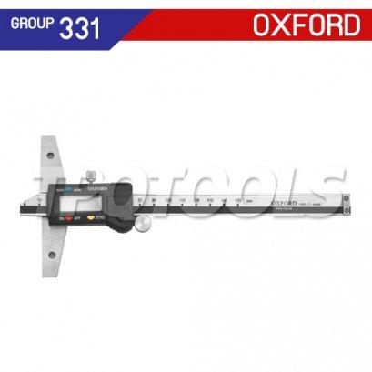 เวอร์เนียร์วัดลึก OXD-331-4060K