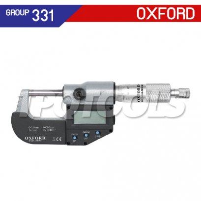 ดิจิตอลไมโครมิเตอร์ OXD-331-5010K