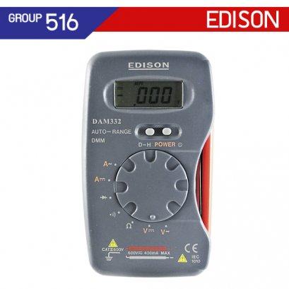 ดิจิตอลมัลติมิเตอร์ EDI-516-2600K