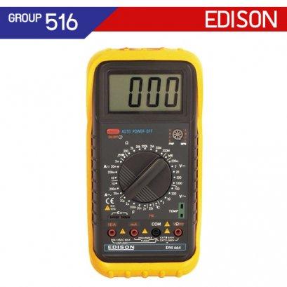 ดิจิตอลมัลติมิเตอร์ EDI-516-3000K