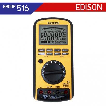 ดิจิตอลมัลติมิเตอร์ EDI-516-3420K