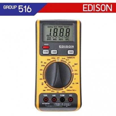ดิจิตอลมัลติมิเตอร์ EDI-516-3600K
