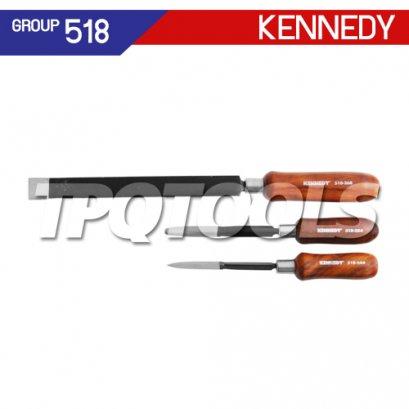 ชุดมีดขูดลอก 3 ตัว KEN-518-2850K