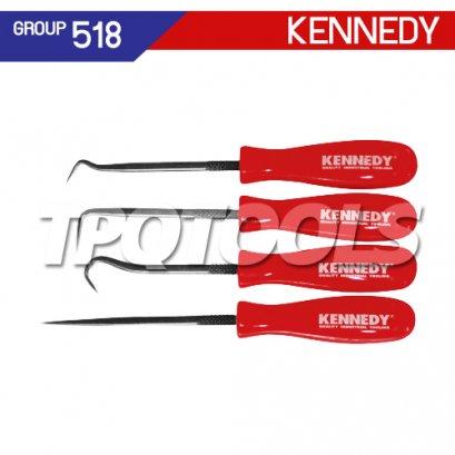 ชุดเหล็กขีด 4 ตัว KEN-518-2900K