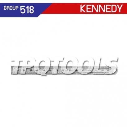 ไม้บรรทัดเหล็ก KEN-518-3030K