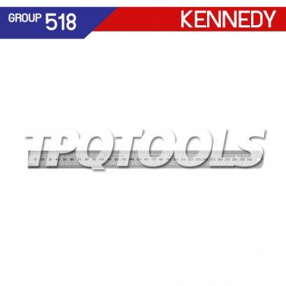 ไม้บรรทัดสแตนเลสสตีล KEN-518-3130K