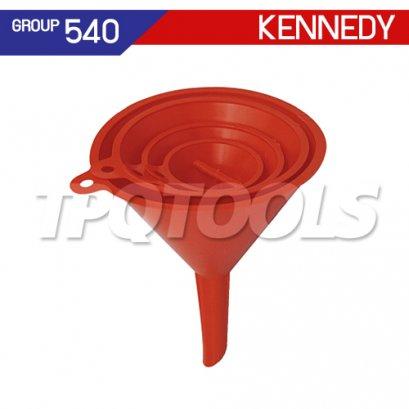 ชุดกรวยพลาสติก KEN-540-2890K