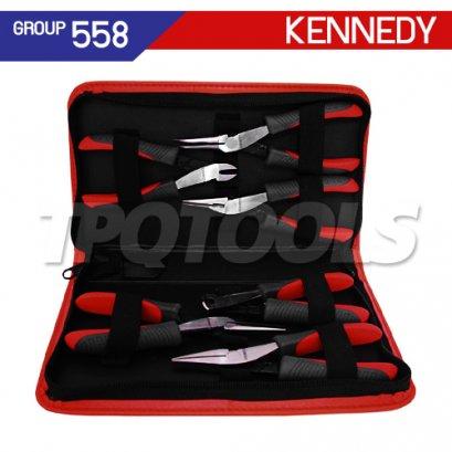 คีมชุด 6 ชิ้น KEN-558-1300K