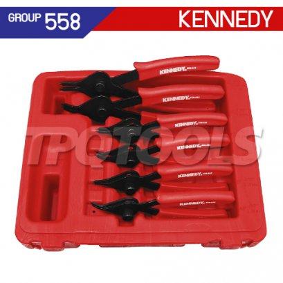 ชุดคีมหุบ-ถ่างแหวน KEN-558-5930K