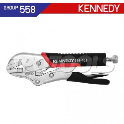 คีมล็อก KEN-558-7030K , KEN-558-7040K