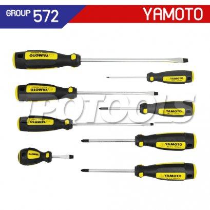 ไขควงชุด YMT-572-2080K