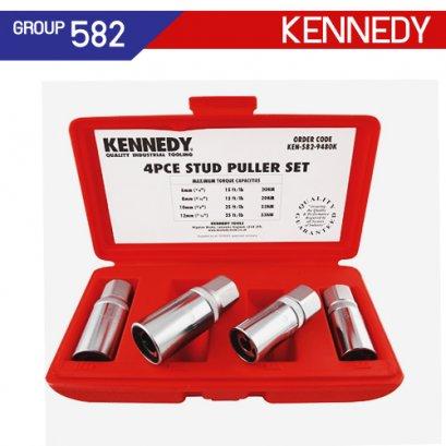 ชุดดึงสลักเกลียว 4 ชิ้น KEN-582-9480K