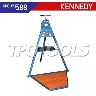 ปากกาจับท่อ+ขาตั้ง KEN-588-8240K