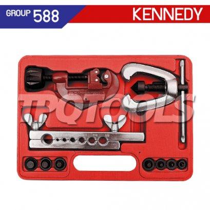 ชุดเครื่องมือบานท่อ 10 ชิ้น KEN-588-9570K