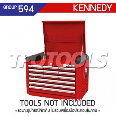 ตู้เครื่องมือช่าง 12 ลิ้นชัก ไม่มีล้อเลื่อน KEN-594-2420K