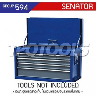 ตู้เครื่องมือช่าง 6 ลิ้นชัก ไม่มีล้อเลื่อน SEN-594-5240K
