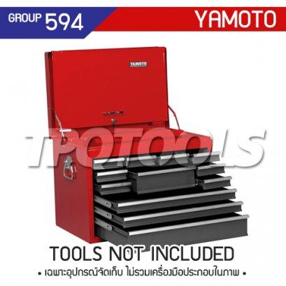 ตู้เครื่องมือช่าง 12 ลิ้นชัก ไม่มีล้อเลื่อน YMT-594-0280K