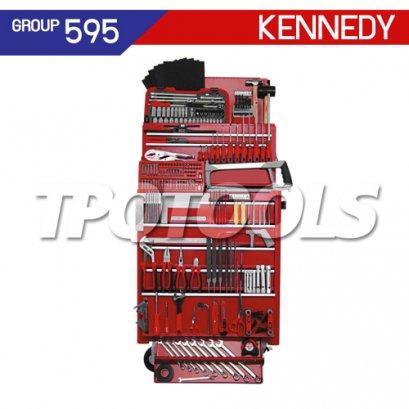 ชุดตู้เครื่องมือช่าง 300 ชิ้น KEN-595-3080K
