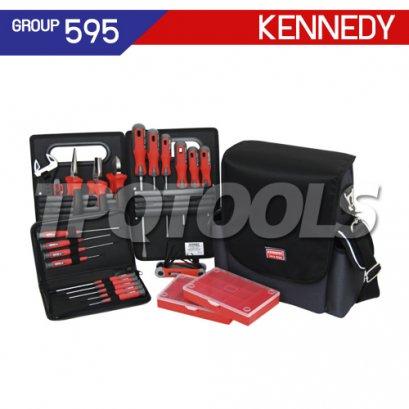 ชุดกระเป๋าเครื่องมือช่าง 29 ชิ้น KEN-595-3440K