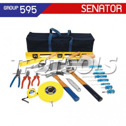 ชุดกระเป๋าเครื่องมือช่าง 23 ชิ้น SEN-595-1500K