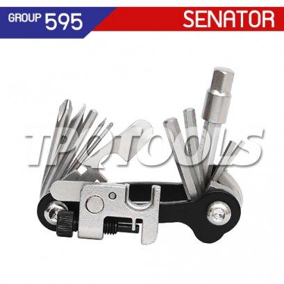 ชุดเครื่องมืออเนกประสงค์ 16 ชิ้น SEN-595-4400K