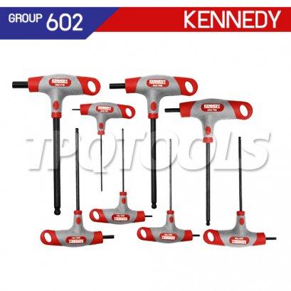 ชุดประแจหกเหลี่ยมหัวบอล KEN-602-7800K