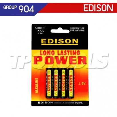 แบตเตอรี่ EDI-904-3040K