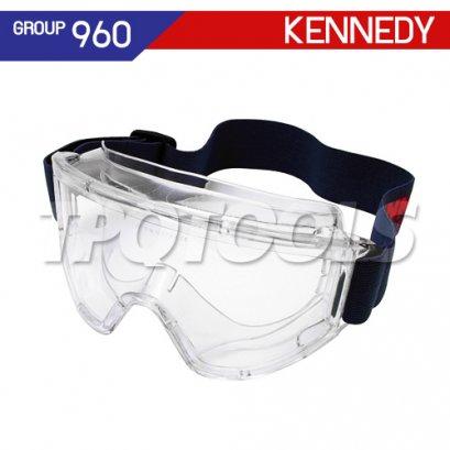แว่นตานิรภัย KEN-960-8070K , KEN-960-8080K