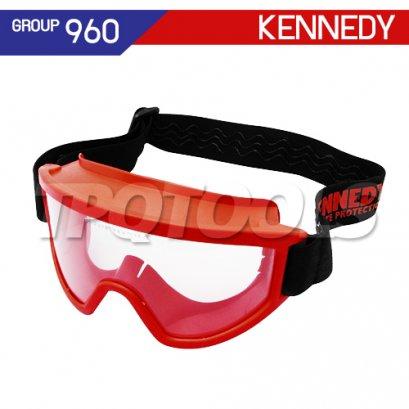 แว่นตานิรภัย KEN-960-8130K , KEN-960-8120K