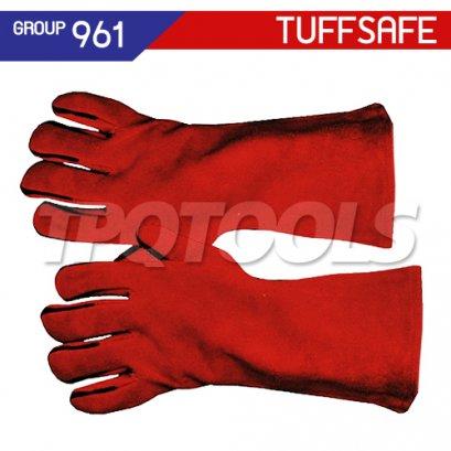 ถุงมือหนังชนิดยาว TFF-961-1600K , TFF-961-1620K