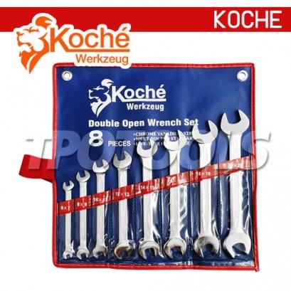 KCH014S ชุดประแจปากตาย ( ชุด )
