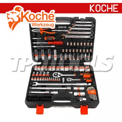 KCH050 บล็อกชุด 111 ตัว/ชุด SQ-DR.1/4-1/2