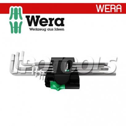 ชุดประแจหกเหลี่ยมยาว 7 ตัว (มม.) 950L/7SM (21930)