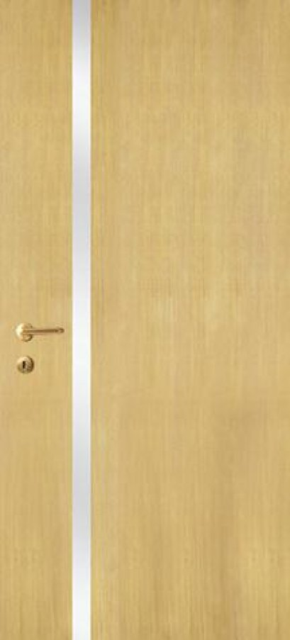 iDoor Metal Series : White Teak