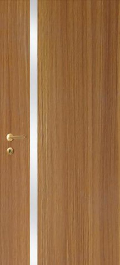 iDoor Metal Series : Brazilian Teak