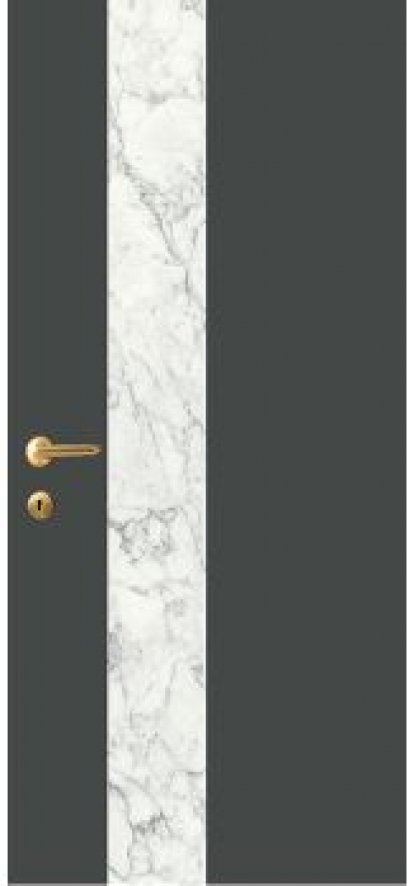 iDoor Marble Series : Graphite Grey