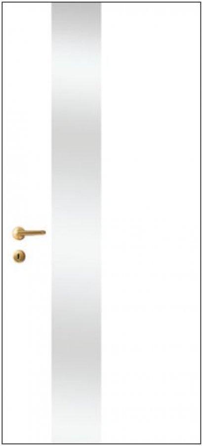 iDoor Metal Series : Pearl White