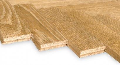 Hardwood Flooring : White Oak