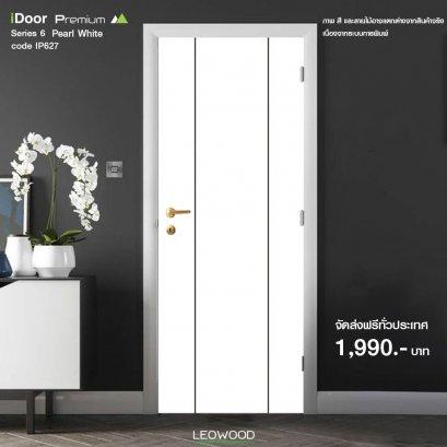 iDoor S6 ลาย 02 - Pearl white