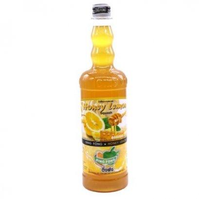 น้ำผึ้งมะนาว ติ่งฟง