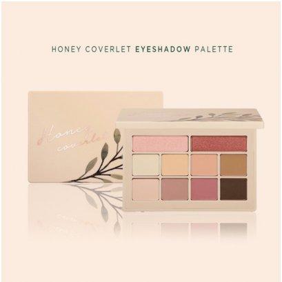 moonshot Honey Coverlet Eyeshadow Palette