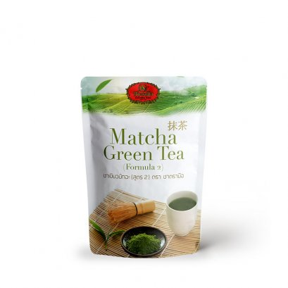 Matcha Green Tea Formula II Bag