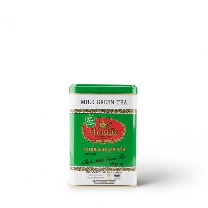 Green Tea Mix Sachet Packed In Can
