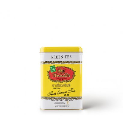 Green Tea Sachet Packed In Can