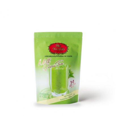 ชาเขียวนมปรุงสำเร็จชนิดผง 500 กรัม